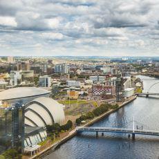 İskoçya'nın Kendinizi Yabancı Hissettirmemeyi Başaran En Büyük Şehri: Glasgow