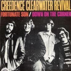 68 Kuşağının Marşı Haline Gelen Creedence Clearwater Revival Şarkısı: Fortunate Son
