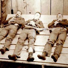 1890'da Oklahoma'yı Terörize Edip Çizgi Filme İlham Veren Gerçek Dalton Kardeşler