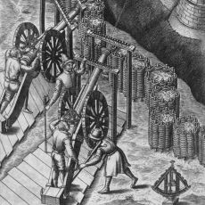 Savaş Tarihi Boyunca Sandığınızdan Çok Daha Önemli Olan Silah: Donanma Topu