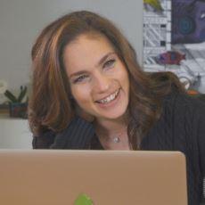 Nevşin Mengü'nün Ekşi Sözlük Soru-Cevap Videosu