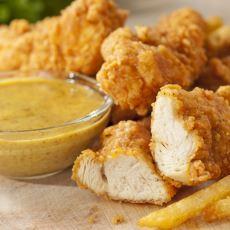 Evde KFC Tarzı Tavuk Nasıl Yapılır?