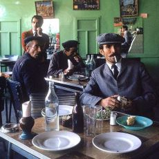 1969'da Nevşehir'de Çekilip Büyük Üne Kavuşan Postacı Fotoğrafının Hikayesi