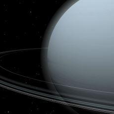 Güneş Sisteminin En Soğuk Gezegeni Uranüs'ün Tuhaf Özellikleri