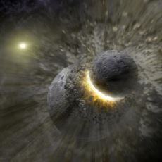 Dünya'nın Tek Uydusu Ay Nasıl Oluştu?