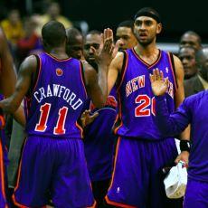 NBA'in En Köklü Takımlarından New York Knicks'in Dünden Bugüne Tarihi