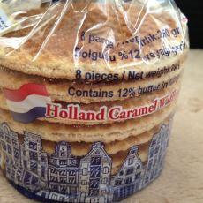 BİM'de Satılan Hollanda Waffle'ının Gerçek Adı: Stroopwafel Nedir?
