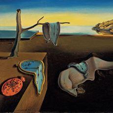 Salvador Dali'nin En Meşhur Tablosu Belleğin Azmi Bize Ne Anlatıyor?