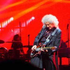 Queen'in En Popüler Şarkılarına İmza Atan Gitarist Brian May'in Fantastik Özellikleri