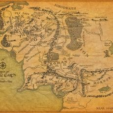 J. R. R. Tolkien'in Yarattığı, Varolan En Güzel Zihin Ürünlerinden Biri: Orta Dünya