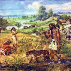 İnsanoğlunun Soyut Şeylere İlgisinde Net Bir Artışın Yaşandığı Dönem: Üst Paleolitik Devrim