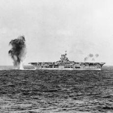 İngiltere ve İtalya'yı 2. Dünya Savaşı Sırasında Burun Buruna Getiren Spada Burnu Savaşı