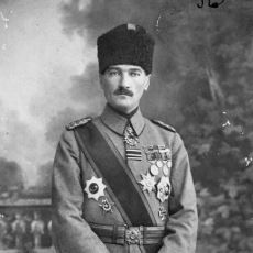 Atatürk ve Türk Ordusu'nun Avustralya Savaş Müzesi'nden Gün Yüzüne Çıkan Nadir I. Dünya Savaşı Fotoğrafları
