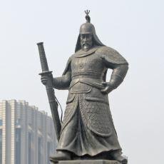 Hiçbir Gemi Kaybetmeden Girdiği Tüm Savaşları Kazanan Koreli Amiral: Yi Sun-sin