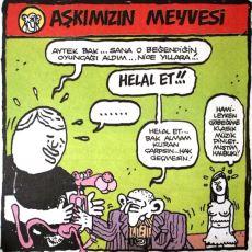 """""""Dizisi Ya da Filmi Çekilse Ne Güzel Olur"""" Dedirten Karikatür Serileri"""