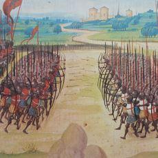 İngiliz Okçuların Şov Yaptığı Önemli Tarihi Olay: Agincourt Savaşı