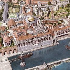 Şimdilerde Çöplük Olarak Kullanılan Eski Bizans Yapısı: Bukoleon Sarayı
