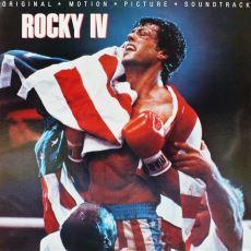 Rocky IV'ü Komple Müzik Klibi Haline Getirecek Kadar Kudretli Olan Film Müzikleri