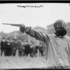Tarihte Olimpik Spor Dalı Olarak Kabul Edilmiş Silahlı Düello