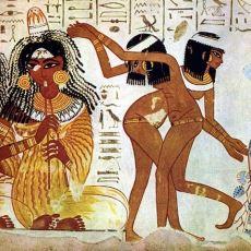 Antik Mısır'da Bugün Bile Zor Uygulanabilen Kadın Erkek Eşitlikleri