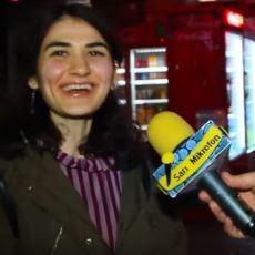Sokak Röportajında Yaptığı Dobra Açıklamalarla İnternetin Yeni Gündemi Olan Sivaslı Kız