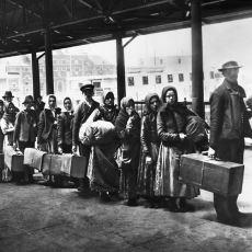 12 Milyon Göçmenin Amerika'ya Girmeden Önce Sağlık Kontrolüne Girdiği Yer: Ellis Adası