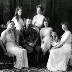 Ekim Devriminden Sonra Topluca İnfaz Edilen Köklü Rus Ailesi: Romanov Hanedanı