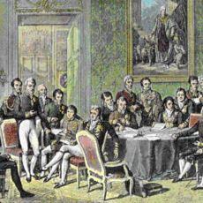 Napolyon'un Darmadağın Olan Avrupa'yı Toparlamak Adına Yaptığı Viyana Kongresi