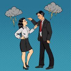 Tartışmaları Daha Büyümeden Engelleyen Psikolojik Yöntem: 'Sen' Yerine 'Ben' Demek