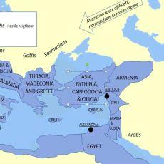 Roma İmparatorluğu'nun MS 193 Yılında 4 Milyar Pounda Satılması Hikayesi