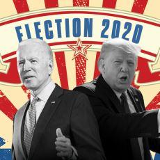 Trump ve Biden'ın Karşı Karşıya Geldiği Başkanlık Münazarasında Yaşananların Özeti
