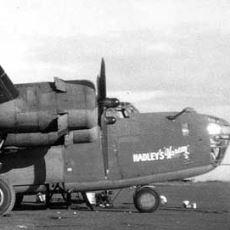 1943'te Vurularak Türkiye'ye Düşen ABD Uçağı Hadley's Harem'in Müthiş Öyküsü