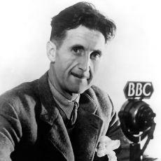 Kitaplarıyla Geleceği Öngören Dahi Yazar George Orwell'in Hayat Hikayesi