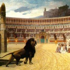 Roma İmparatorluğu Döneminde Oynanmış Vahşi ve Kanlı Sahnelerle Dolu Oyunlar