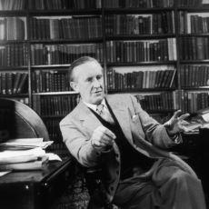 Dünya Edebiyatı'nın Hatrı Sayılır İsimlerimden John Ronald R. Tolkien'in Hayatı Hakkında Az Bilinen Detaylar