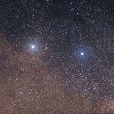 4.3 Işık Yılı Uzaklığıyla Güneş'e En Yakın Yıldız Sistemi: Alfa Centauri