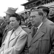 Jean Paul Sartre ve Simone de Beauvoir'nın Çok Eşli Şekilde Yürüttükleri Ünlü İlişki