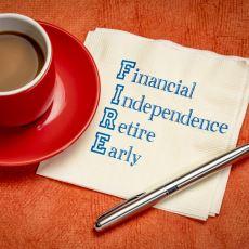 Kendi Paranı Kendin Biriktirerek Erken Yaşta Emekli Olma: Financial Independence Retire Early