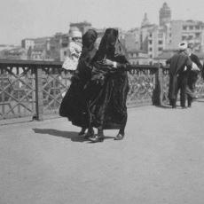Osmanlı Zamanında Kadınlar Çarşaf Giyer miydi?