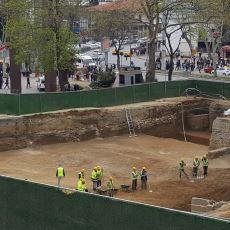 Beşiktaş'taki Metro Kazısında Ortaya Çıkan Tarihi Eserlere Ne Oldu?