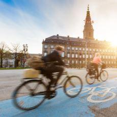 İstanbul'u Bırakıp Danimarka'da Bisikletle İşe Gitmeyi Seçen Bir Mühendisin Kıskandıran Hayatı