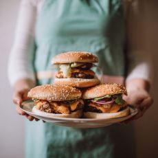 Evde Hamburger Yaparken Dikkat Edilmesi Gereken Püf Noktalar