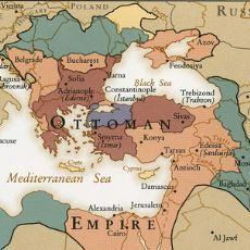 Osmanlı Hakimiyeti ve Himayesi Altında Kalmış Ülkelerin Osmanlı'ya Bağlı Kalma Süreleri