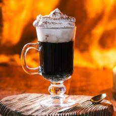 Herhangi Bir İçecekten Alınan Keyfin Zirvesi Olan Irish Coffee'nin Ortaya Çıkış Hikayesi