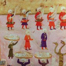 Tarihin İlginç Olaylarından Biri: 1582 Şenliği'nde Hayat Kadınlarıyla Basılan Sipahiler