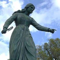 10 Kızılderilinin Kafa Derisini Yüzerek ABD Kahramanı Haline Gelen Kadın: Hannah Duston