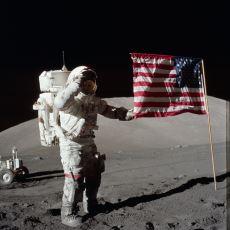 Ay'a Dikilen Bayrakların Son Durumu Nedir?