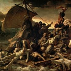 Fransız Romantizminin İkon Tablosu Medusa'nın Salı'nın Altında Yatan Gerçek Hikaye