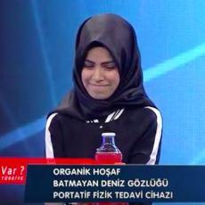 """TRT Haber'deki """"Bir Fikrin mi Var"""" Yarışmasında Organik Hoşaf Projesinin Finale Kalması"""