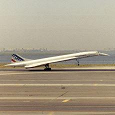 Londra'dan New York'a 3.5 Saatte Giden Süpersonik Yolcu Uçağı: Concorde